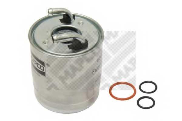 Фильтр топливный MAPCO 63851 - изображение 1
