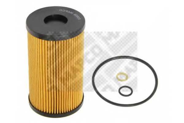 Фильтр топливный MAPCO 63859 - изображение 1