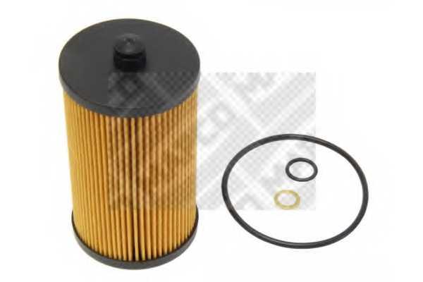 Фильтр топливный MAPCO 63859 - изображение