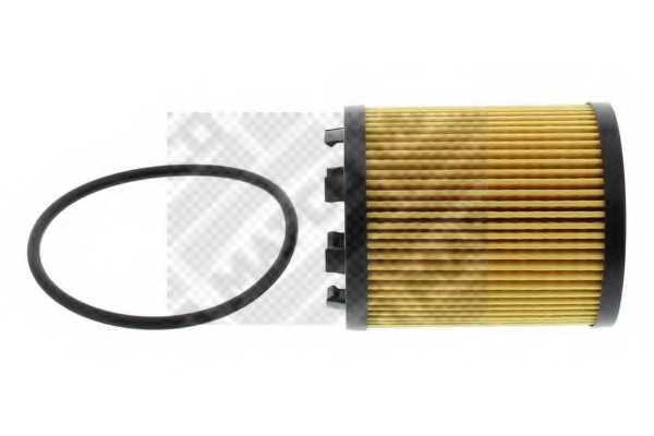 Фильтр масляный MAPCO 64709 - изображение 2