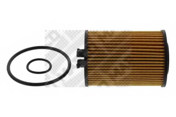 Фильтр масляный MAPCO 64802 - изображение 2