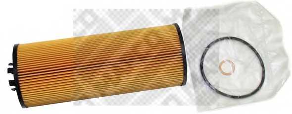 Фильтр масляный MAPCO 64812 - изображение