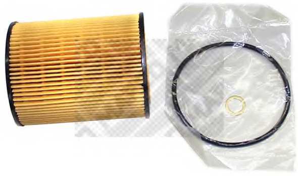 Фильтр масляный MAPCO 64860 - изображение