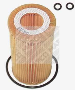 Фильтр масляный MAPCO 64880 - изображение 1
