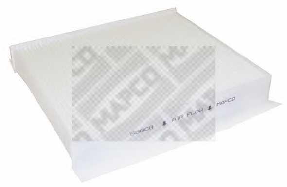 Фильтр салонный MAPCO 65608 - изображение 1