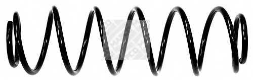 Пружина ходовой части MAPCO 70118 - изображение
