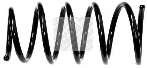 Пружина ходовой части MAPCO 70162 - изображение