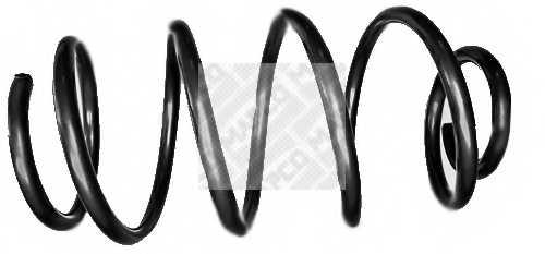 Пружина ходовой части MAPCO 70659 - изображение