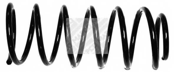 Пружина ходовой части MAPCO 70809 - изображение