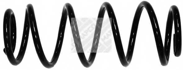 Пружина ходовой части MAPCO 70876 - изображение