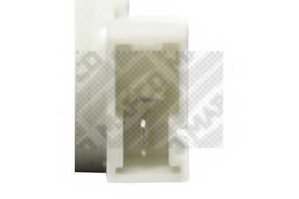 Водяной насос стеклоочистителя MAPCO 90520 - изображение 2