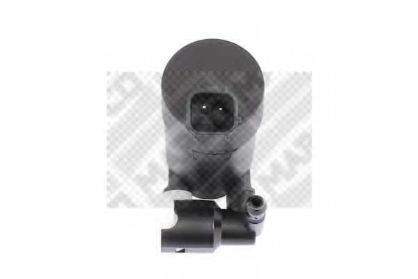 Водяной насос стеклоочистителя MAPCO 90601 - изображение 2