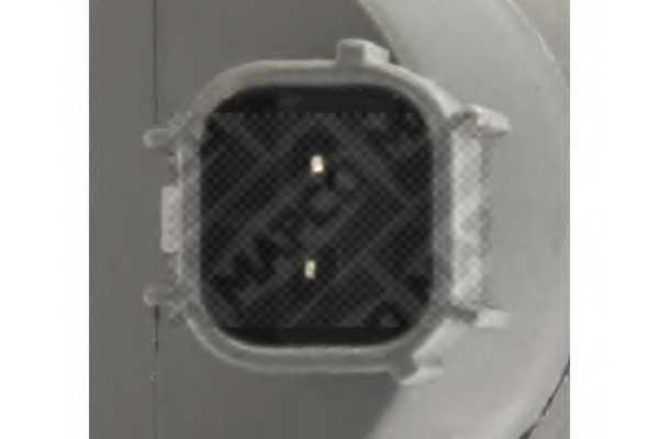 Водяной насос стеклоочистителя MAPCO 90604 - изображение 1