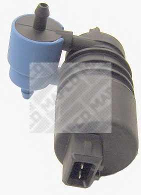 Водяной насос стеклоочистителя MAPCO 90801 - изображение 2