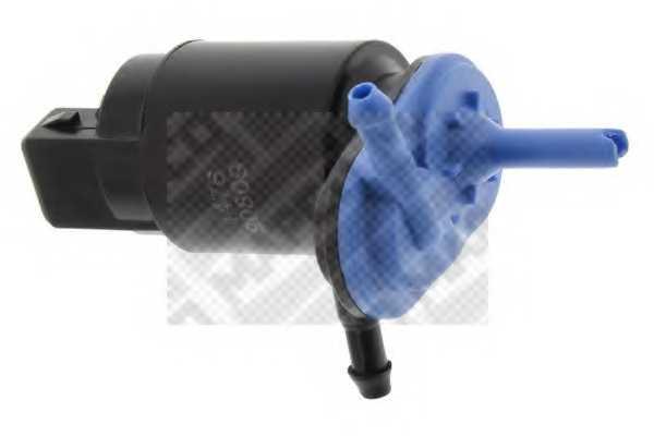 Водяной насос стеклоочистителя MAPCO 90809 - изображение