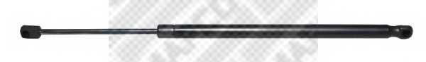 Газовая пружина (амортизатор) крышки багажника MAPCO 91824 - изображение