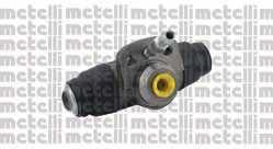 Колесный тормозной цилиндр METELLI 04-0060 - изображение