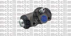 Колесный тормозной цилиндр METELLI 04-0184 - изображение