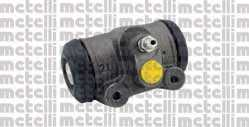 Колесный тормозной цилиндр METELLI 04-0249 - изображение