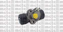 Колесный тормозной цилиндр METELLI 04-0267 - изображение