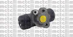 Колесный тормозной цилиндр METELLI 04-0268 - изображение