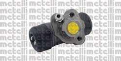 Колесный тормозной цилиндр METELLI 04-0270 - изображение