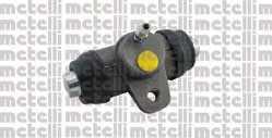 Колесный тормозной цилиндр METELLI 04-0278 - изображение