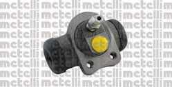 Колесный тормозной цилиндр METELLI 04-0301 - изображение