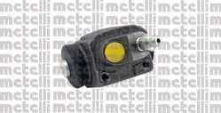 Колесный тормозной цилиндр METELLI 04-0356 - изображение