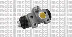 Колесный тормозной цилиндр METELLI 04-0382 - изображение