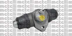 Колесный тормозной цилиндр METELLI 04-0394 - изображение
