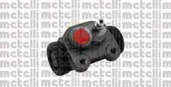 Колесный тормозной цилиндр METELLI 04-0438 - изображение
