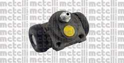 Колесный тормозной цилиндр METELLI 04-0444 - изображение