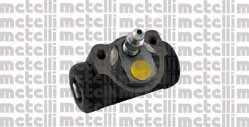Колесный тормозной цилиндр METELLI 04-0473 - изображение