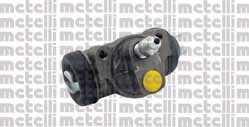 Колесный тормозной цилиндр METELLI 04-0490 - изображение