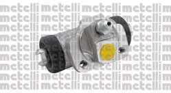 Колесный тормозной цилиндр METELLI 04-0494 - изображение