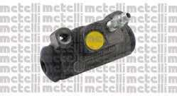 Колесный тормозной цилиндр METELLI 04-0499 - изображение