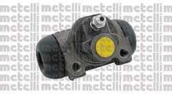 Колесный тормозной цилиндр METELLI 04-0500 - изображение