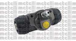 Колесный тормозной цилиндр METELLI 04-0504 - изображение