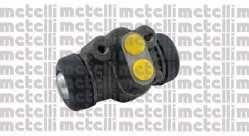 Колесный тормозной цилиндр METELLI 04-0515 - изображение