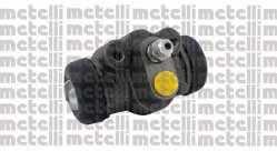 Колесный тормозной цилиндр METELLI 04-0516 - изображение