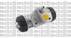 Колесный тормозной цилиндр METELLI 04-0553 - изображение