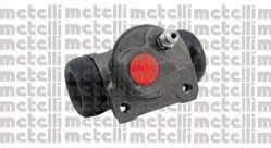 Колесный тормозной цилиндр METELLI 04-0577 - изображение
