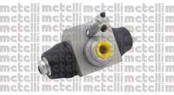 Колесный тормозной цилиндр METELLI 04-0597 - изображение