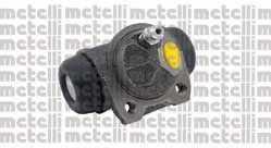 Колесный тормозной цилиндр METELLI 04-0599 - изображение