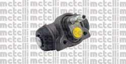 Колесный тормозной цилиндр METELLI 04-0603 - изображение