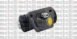 Колесный тормозной цилиндр METELLI 04-0604 - изображение