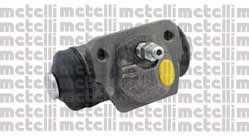 Колесный тормозной цилиндр METELLI 04-0605 - изображение