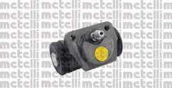 Колесный тормозной цилиндр METELLI 04-0606 - изображение
