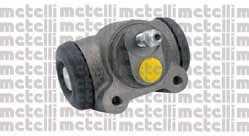 Колесный тормозной цилиндр METELLI 04-0607 - изображение